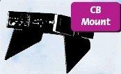 PROCOMM JBC1000 Universal Hump Mount – Sawtooth design