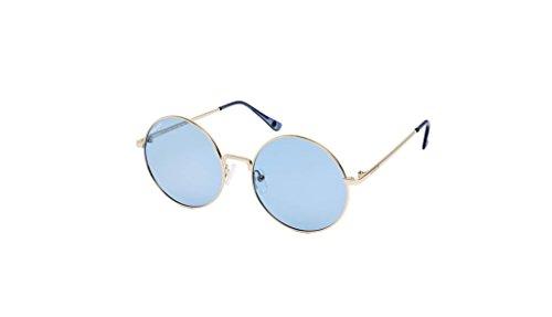 SUNGLASSES de Lunette Bleu Femme 54 soleil POLAR dqOwad