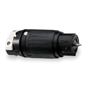 Hubbell Marine Connectors - Hubbell CS6364C 50A Twist-Lock Connector Body