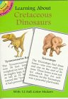 Learning about Cretaceous Dinosaurs, Jan Sovak, 0486295524