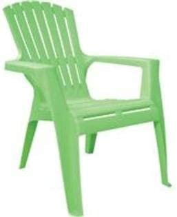 Adam s KIDS Summer Green Adirondack Stacking Chair, Pack of 2