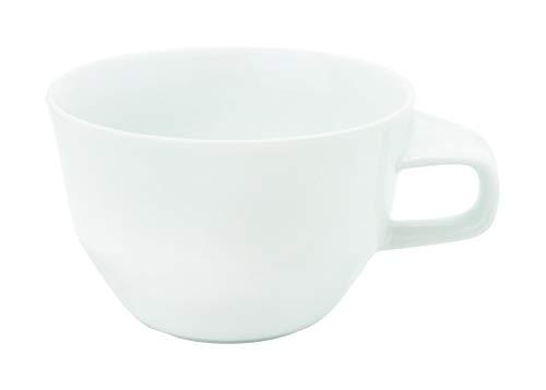 (KAHLA Elixyr Café Au Lait Cup 13-1/2 oz, White Color, 1)