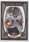 (Ray Rice #77/100 (Football Card) 2009 Donruss Threads - Pro Gridiron Kings - Red Framed #45)