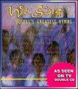 Gospel Hymns Cd - We Sing... Gospel's Grestest Hymns