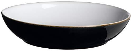 - Denby Jet Black Individual Pasta Bowl
