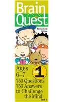 Brain Quest Card Deck (University Games Brain Quest Grade 1 Card Deck 01730)