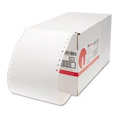 Universal 75114 Dot Matrix Printer Labels, 1 Across, 2-15/16 x 5, White, 3000/Box