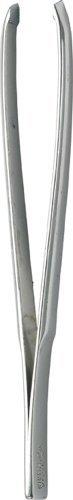 Swissco Pfeilring Tweezers Slanted Nickel Plated 8 cm by Pfeilring