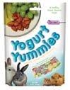 F.M. Brown's Yogurt Yummies Small Animal Treats, 4-Ounce