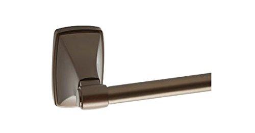 Amerock Clarendon 24 in. (610mm) Towel Bar Caramel Bronze - BH26504CBZ ()