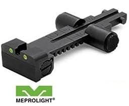 MeproLight AK47 Norinco Version 800M Rear Sight, Green
