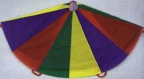 Champion Sports Parachute, 6-Foot Diameter ()