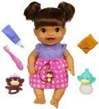 Baby Alive Baby's New Teeth - Brunette (Outfit Styles, used for sale  Delivered anywhere in USA