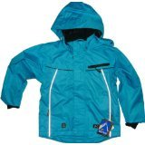 KETCH 100230. Ski-Jacke HEMI-Tec, Methyl Blue,
