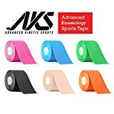 Kinesiology Tape Bulk (Neon Green) by Advanced Kinetic Sports