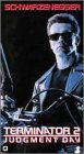 Terminator 2: Judgment Day [VHS]