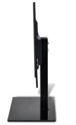 SKB Family TV Bracket with Base 23.6 x 15.7 for 32-70'' Tv's Stand Cabinet Table