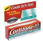 Product review for Cortizone-10 Cooling Relief Anti-Itch Gel 1 oz