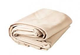 9 x 12 All Purpose Canvas Cotton Drop Cloth (Y Clothes)