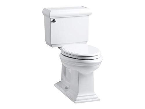 Kohler K 3609 0 Cimarron Comfort Height Elongated 1 28 Gpf