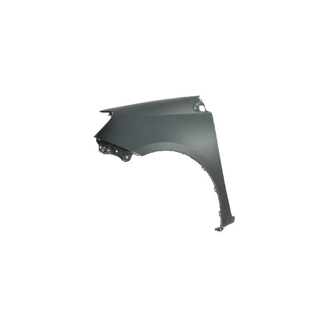 OE Replacement Toyota Sienna Front Passenger Side Fender Assembly (Partslink Number TO1241203)