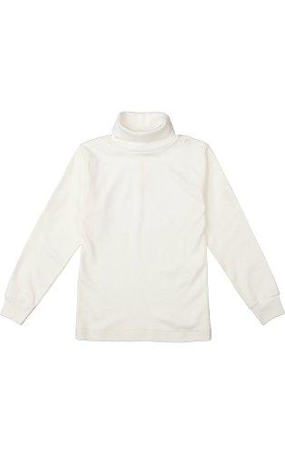 Turtlenecks: Infant or Toddler Turtlenecks (18 months, Ivory) (Turtleneck Shirt Ivory)
