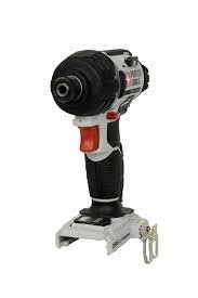 Porter Cable Pcc641 20v Max Lithium Ion 1/4'' Hex Impact Driver (Bare Tool - No Battery, Charger or Case) by Porter Cable by PORTER-CABLE