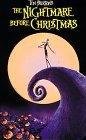 Tim Burton's The Nightmare Before Christmas [VHS] -