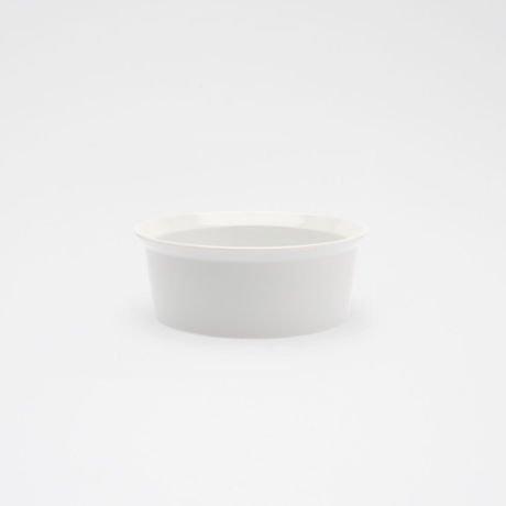 【아리타산 도자기/자기】arita japan TY Round Bowl 라운드 볼 160  화이트