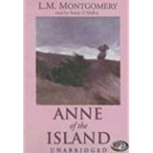 Anne of the Island: Library Edition (Anne of Green Gables Novels)