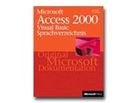 Microsoft Access 2000 Sprachverzeichnis und Office 2000 Datenzugriffsreferenz Gebundenes Buch – 1. Januar 1999 Microsoft Press Deutschland 3860632876 MAK_MNT_9783860632871