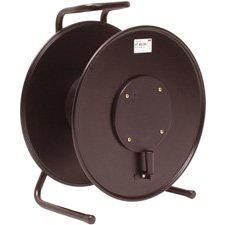 Schill HT 485 Steel Cable Reel with Hinged Latchable Door & 60x60 Core Inlet-by-Schill by Schill
