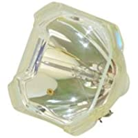 Replacement For HITACHI CP-X1250 BARE LAMP ONLY Replacement Light Bulb