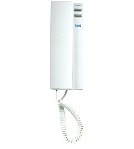 Fermax CITYMAX 8039-7 Blanc (remplace 8039, nouvelle version 2018), systè me de 5 fils système de 5 fils