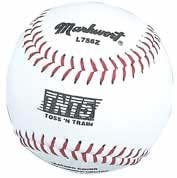 """Markwort 7 1/2"""" Toss 'N Train TNT Small Training Baseballs from (One Dozen)"""
