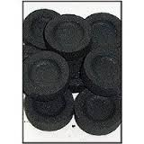 Charcoal Rounds: Wicca ~ 1 Round of 10 Charcoal Tablets ~ Sonic Lite