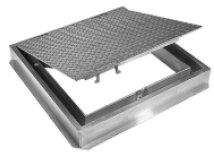 Acudor FC-300 Channel Frame Floor Access Door 48 x (Frame Floor Access Door)