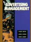 img - for Advertising Management (5th Edition) book / textbook / text book