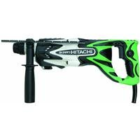 3 Mode Sds Hammer - Hitachi DH24PF3 15/16-Inch SDS-Plus Rotary Hammer, 3-Mode, VSR (D-Handle)