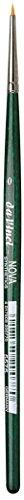 da Vinci Series 5575 Nova Miniature Retouch Synthetic Paintbrush, Size 00