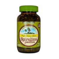 Pure Hawaiian Spirulina - 500mg tablets 200 count – Boosts Energy and Supports Immunity - Vegan, Non GMO – Natural Superfood Grown in Hawaii (Pack of 2) - Natural Hawaiian Spirulina