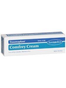 EuroMedica Traumaplant Comfrey Cream (1.76oz)