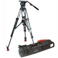 Sachtler 18 S1 SL MCF System, with Speed Lock CF HD Tripod, Supports 40 lbs., Max Height 67'' by Sachtler