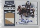 (Brian Quick #83/99 (Football Card) 2012 Playoff Prestige - Prestigious Picks - Platinum Patches Signatures Prime [Autographed] [Memorabilia] #14 )