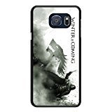 Galaxy S6 edge+ Case - Game of Thrones Black Cell Phone Case Cover for Samsung Galaxy S6 edge Plus