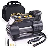 AUTLEAD C22 Tire Inflator Quick Release Chuck, Fast Inflating for Car, Bicycle, Ball, Balloon