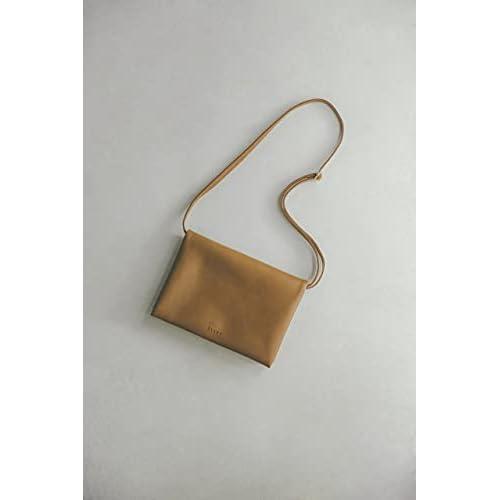 CLANE 3ROOM SHOULDER BAG BOOK BROWN 付録