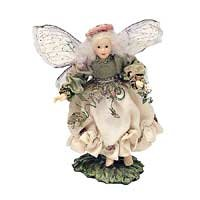 Boyds Bears Resin WILLOW FAERIEFLUTTER 73201 Fairy Whispers New
