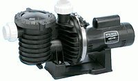 Pentair Sta-Rite P6E6G-208L Max-E-Pro Energy Efficient Single Speed Full Rated Pool and Spa Pump, 2 HP, 230-Volt