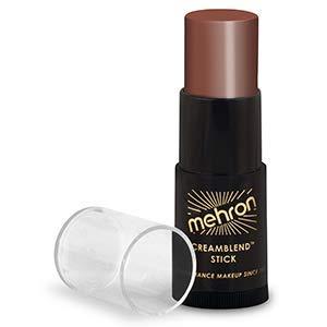 Mehron Makeup CreamBlend Stick (.75 oz) (DARK EGYPTIAN)]()